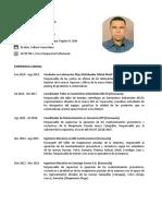CV Freddie Castellano