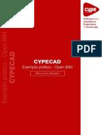 CYPECAD Exemplo Pratico Modelacao OpenBIM