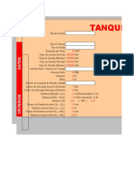 Calculo Tanques API-650