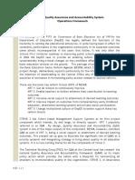 QAAS Operations Framework Version 2 Repaired)
