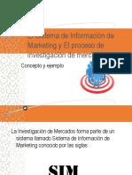 4. Sim y Proceso de Investigación