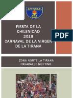 Fiesta de La Chilenidad 2018