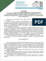 13.Proiect Si Raport Predare Amplasament CNI Pentru Construire Baza Sportiva