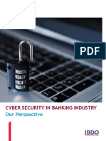 Cyber Security in Banking Industry
