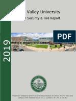 UVU Crime Report 2019