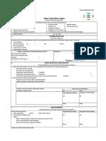 Surat Izin Kerja Aman (General Working Permit)