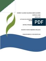 Actividad de Aprendizaje…4 Ejercicios de Estadística Inferencial