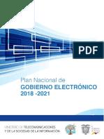 PlanNacionaldeGobiernoElectrónico_2018_2021
