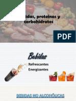 BEBIDAS REFRESCANTES Y ENERGIZANTES