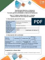 Guía de Actividades y Rubrica de La Evaluación - Paso 2 - Trabajo Colaborativo No.1 Simular Transacciones de Una Empresa Industrial (2)