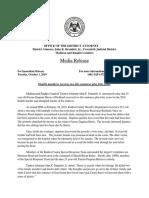 Harris, Fareno_Press Release