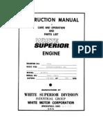 Motor White Superior 40-Sx-8
