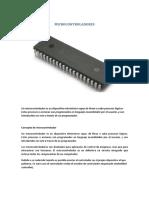 Material Lectura - Microcontroladores vs Microprocesadores