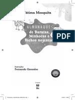 LT Almanaque de Baratas, Minhocas e Outros Bichos Nojentos
