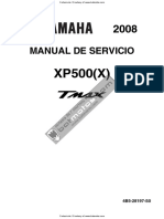 Manual taller Yamaha Tmax 500 2008