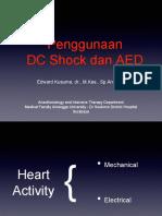 Dc shock