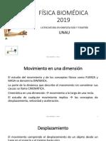 01 Unidad 2 - Movimiento en Una Dimension (1)
