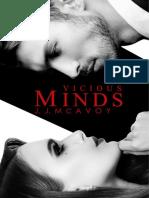 #4 Vicious Minds, Part I - Série Children of Vice - J.J. McAvoy (1)