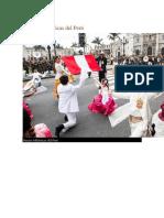 Danzas folklóricas del Perú.docx