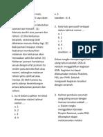 Soal bahasa indonesia SMA