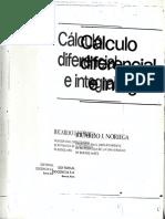 Calculo Diferencial e Integral de Ricardo Noriega