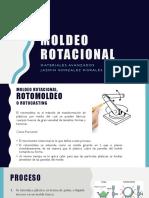 Moldeo rotacional