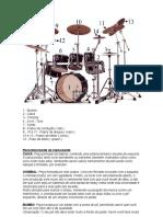 Libro Cómo tocar batería portugués
