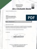 Acuerdo Municipio de Saldaña