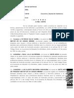 Informe Fiscal Judicial
