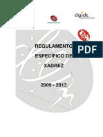 regulamento xadrez 2009-13