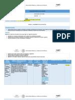 Planeacion Didactica Unidad 4. Fundamentos de Estadistica