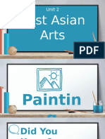 East Asian Art - Unit 2