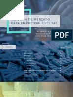 Pesquisa de Mercado Para Marketing e Vendas