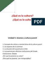 La Cultura Juevnil