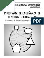 Programa Lenguas