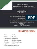 Armie Ayu Haryono - Kondilomata Akuminata.pptx