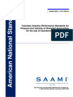Voluntary Industry Performance Standards for Pressure and Velocity of Shotshell Ammunition for the Use of Commercial Manufacturers.
