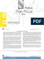 Planificación Anual - EDUCACION FISICA - 5Basico - P