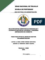 Tesis Doctorado - Ángel Paredes Quipuscoa Modelos