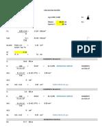 Planilha Para Calculo de Viga 212-213