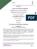 Ley nicaraguense