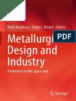 Metallurgical Design & Industry