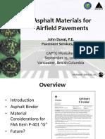 3 Asphalt Materials Airfield Pavements - Duval