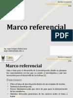 7 - Marco de Referencia