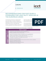 LDV Post Euro6 Fact Sheet 20191003
