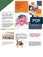 Accion Psicosocial y Educacion Texto Informativo