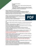 FUNCIONES COORDINADOR ACADEMICO