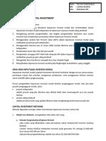 Tugas Print Bab 13 Capital Investment Akuntansi Manajemen Hansen Mowen