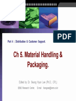 5. Material Handling & Packaging