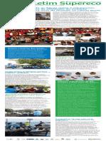 Boletim Supereco - Projeto Tecendo as Águas - 8ª edição
